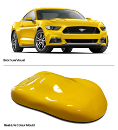 FordMustangColour_TripleYellow