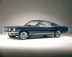 1966 Mustang GT Fastback