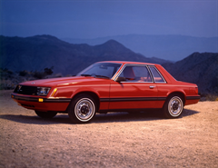 1980 Mustang LX Coupe