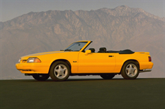 1993 Mustang Feature