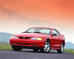 1996 Mustang GT Coupe