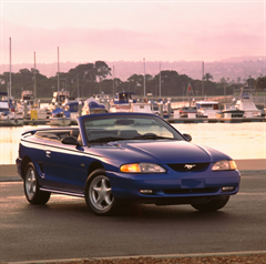 1998 Mustang GT3 4 Front