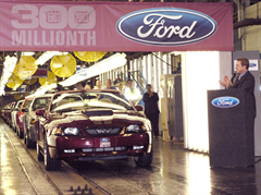 2004 300 Millionth Ford