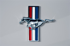 2006 Mustang Pony Badge