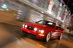 2009 Mustang Convertable