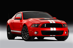 2011 GT500 Coupe