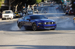 2013 Mustang Chase Scene